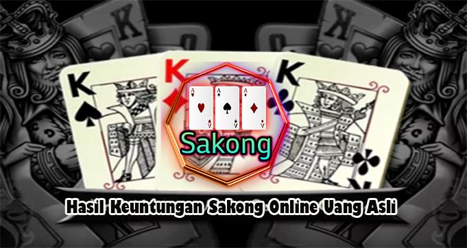 Hasil Keuntungan Sakong Online Uang Asli